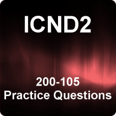 ICND2 200-105 Practice Questions